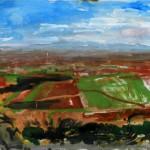 Sin título, óleo sobre lienzo, 81x100 cm
