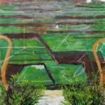 Humito, óleo sobre lienzo, 146x114 cm