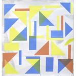 S/T (sobre tonos bajos), óleo sobre tela, 67 x 62 cm