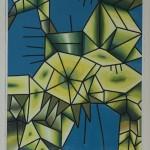 S/T (rescatado), óleo sobre tela, 42 x35 cm